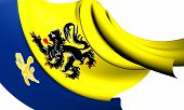 Flemish Community Commission Flag