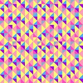 Abstract geometric seamless background for creative design