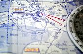 Air Navigation Chart (argentina)