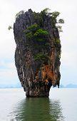 picture of james bond island  - James Bond island in thailand - JPG