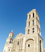 picture of neo-classic  - This is the very lovely Catedral de Santiago - JPG