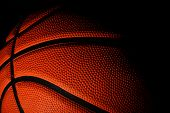 stock photo of basketball  - One of the most popular sports - JPG