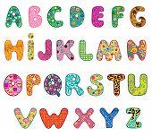 Cute Alphabet