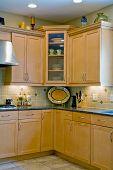 New Interior Kitchen