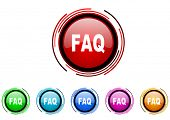 FAQ-Icon-set