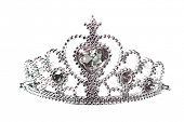 Beautiful little silver crown