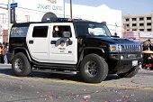 Chinese New Year Lapd Hummer