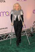 Blythe Danner  at the 2009 Environmental Media Association Awards. Paramount Studios, Los Angeles, CA. 10-25-09