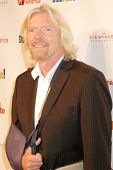 Richard Branson at the Rock The Kasbah Gala to benefit Virgin Unite and the Eve Branson Foundation.