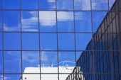 Buildings Reflections