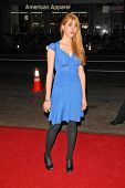 Yvonne Zima at the AFI Fest Gala Screening of