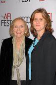 Eva Marie Saint and daughter Laurette  at the AFI Fest Gala Screening of