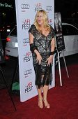 Jennifer Coolidge at the AFI Fest Screening of