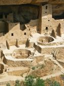 Mesa Verde Cliff Palace Section