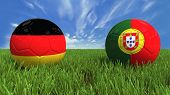 Germany-Portugal