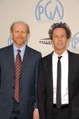 Ron Howard and Brian Grazer at the 21st Annual PGA Awards, Hollywood Palladium, Hollywood, CA. 01-24-10
