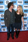Davis Guggenheim and Elisabeth Shue at the Los Angeles Premiere of 'It Might Get Loud'. Manns Festival Theatre, Westwood, CA. 06-19-09