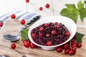 Fresh Made Red Currant Jam