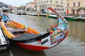 Aveiro Fishing Boats