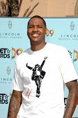 Carmelo Anthony at the 2009 BET Awards. Shrine Auditorium, Los Angeles, CA. 06-28-09