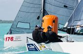 Travis Weisleder's Lucky Dog Finishes 3Rd At Melges 20 World Championships