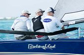 Barking Mad Finishes 9Th Out Of 52 At The Melges 20 World Championships