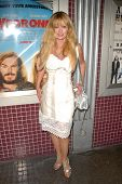 Laurene Landon  at the Los Angeles Charity Benefit Premiere of 'Bad Cop'. Fairfax Cinemas, West Hollywood, CA. 07-09-09