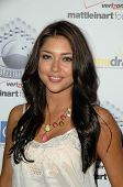 Arianny Celeste at the Matt Leinart Foundation Celebrity Bowl. Lucky Strike Lanes, Hollywood, CA. 07