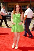Jennifer Stone  at the World Premiere of 'G-Force'. El Capitan Theatre, Hollywood, CA. 07-19-09