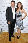 David Barrera and Maria Canals-Barrera at Disney's 'A Summer Soiree - The Magic of Mentoring'. Beverly Wilshire Hotel, Beverly Hills, CA. 07-24-09