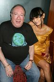 Kip King and Bai Ling at the Los Angeles Premiere of 'Bollywood Hero'. Cinespace, Hollywood, CA. 07-