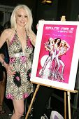 Donna Spangler  at the West Coast Premiere of 'Space Girls in Beverly Hills'. Regency Fairfax Cinema