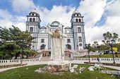 Suyapa Church Statue, Honduras