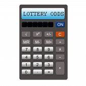 Lottery Odds Calculator