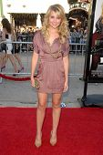 Chelsea Staub at the Los Angeles Premiere of 'Bandslam'. Mann Village Theatre, Westwood, CA. 08-06-09