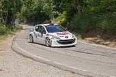 Racing Car Peugeot 207