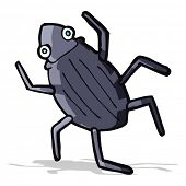 cartoon bug
