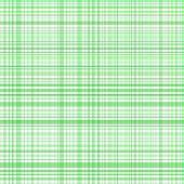 Pastel green stripes plaid