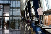 SHENZHEN - MAY 28: hotel interior on May 28, 2014 in Shenzhen, China. The Saint Regis Hotel is locat