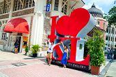 Kuala Lumpur City Gallery in Malaysia