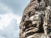 The Face Of Bayon 2