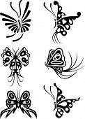 Elemento de Design, borboleta