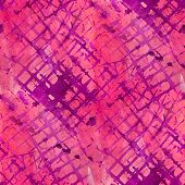 grunge ancient ornament pink, purple drawing usa colorful patter