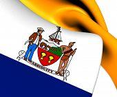 Flag Of Albany