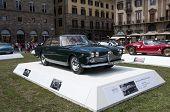 FLORENCE, ITALY - JUNE 15, 2014: Alfa Romeo 2000 Praho Touring
