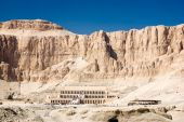 The Temple Of Hatshepsut At Luxor Egypt