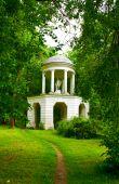 Pavilion  Belvedere In Park