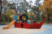 Childrens Boat