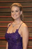 LOS ANGELES - MAR 2:  Alice Eve at the 2014 Vanity Fair Oscar Party at the Sunset Boulevard on March 2, 2014 in West Hollywood, CA