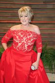 LOS ANGELES - MAR 2:  Lorna Luft at the 2014 Vanity Fair Oscar Party at the Sunset Boulevard on March 2, 2014 in West Hollywood, CA